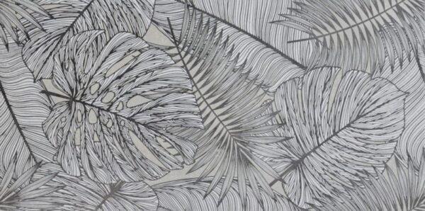 Płytka dekoracyjna Serenissima Showall W02 Myfair Grey NAT. RTT 60x120 cm