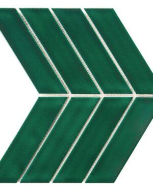 płytka ścienna Dunin Royal Chevron Vert