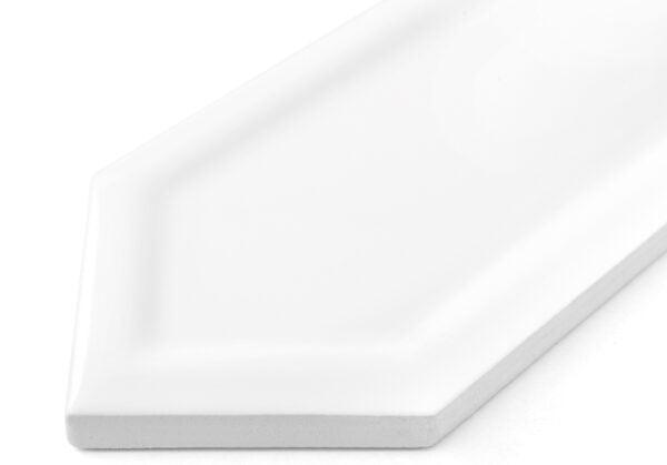 płytka ścienna Dunin Tritone White 02