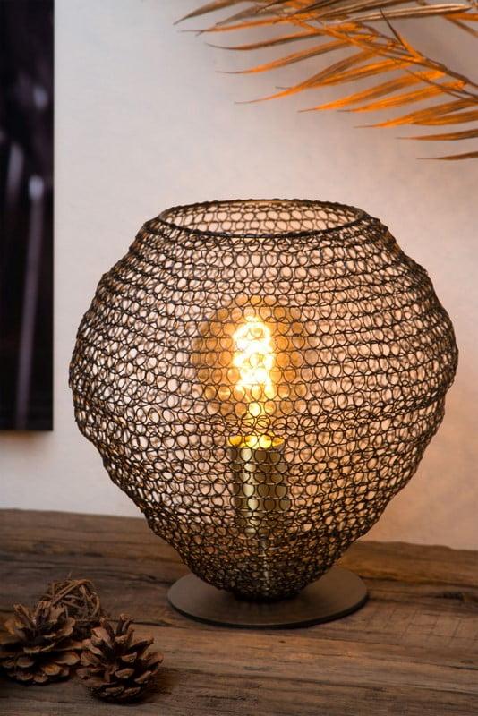 Lucide lampa stolowa Saar
