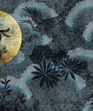 Tapeta Skinwall Moon Wallpaper 102