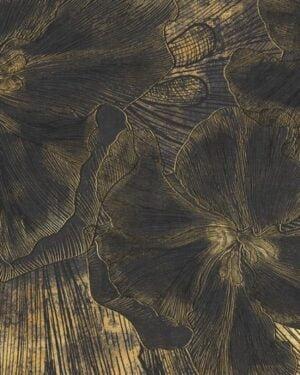 apeta Skinwall Golden Darkness Wallpaper 32A