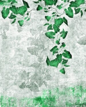 Tapeta Skinwall Growing Ivy Wallpaper 06C