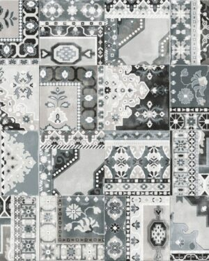 ABK Play Carpet Mix Grey