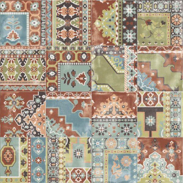 ABK Play Carpet Mix Multicolor