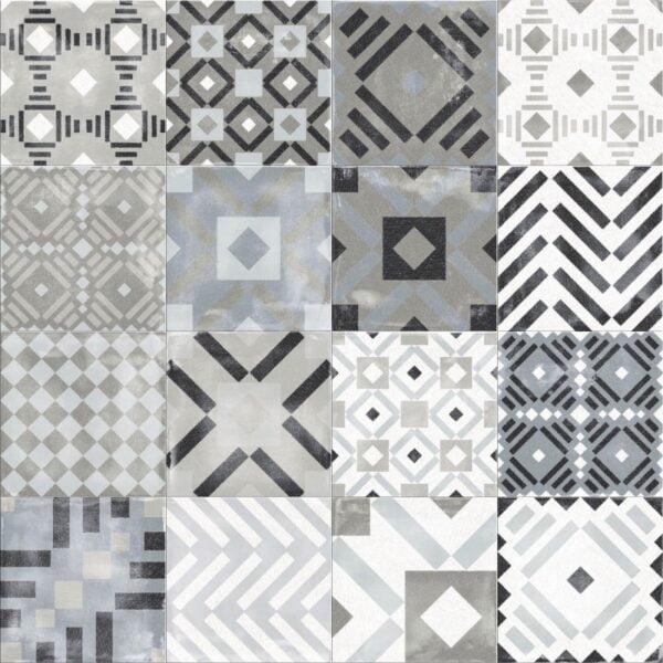 ABK Play Labyrinth Mix Grey