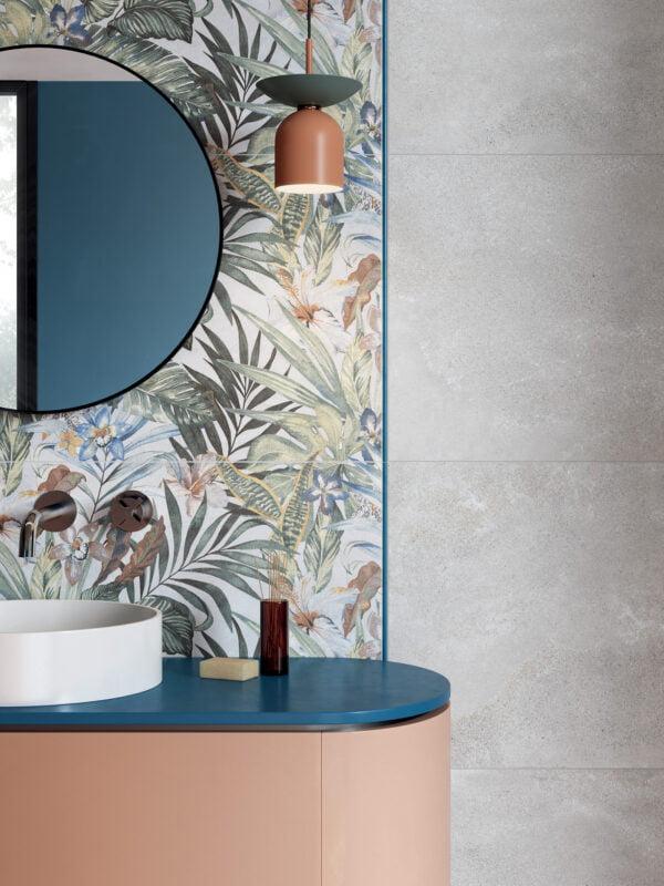 Tapeta ceramiczna ścienna ABK Wide&Style Mini Caribbean Rtt. 60x120 cm