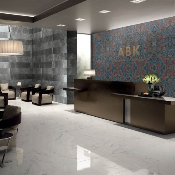 Tapeta ceramiczna ABK Wide & Style Carpet Grey
