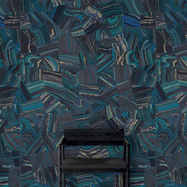 Tapeta ceramiczna ABK Wide & Style Precious Blue