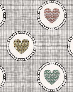 Tapeta Ceramiczna ABK Wide & Style Al Cour Non Si Comanda Arcobaleno Rtt. 60x120 cm