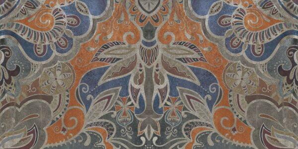 Tapeta ceramiczna ABK Wide & Style Carpet Orange