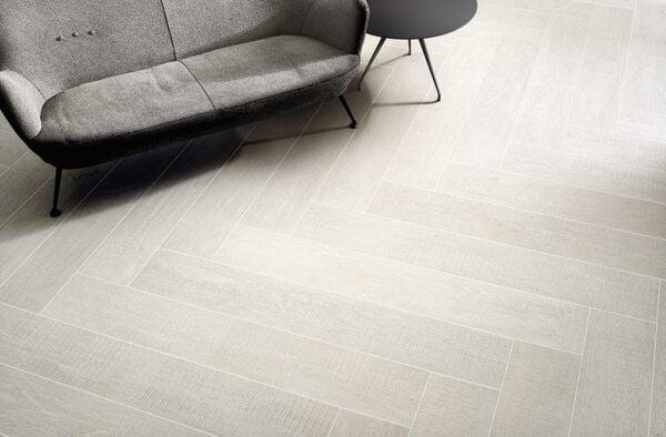 Fioranese Dekap Solid White RTT. 20,13x120,8 cm