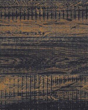 Płytka drewnopodobna Fioranese Dekap Black Dek RTT. 20,13x120,8 cm.