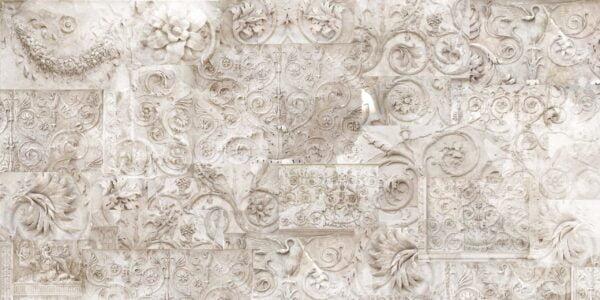Tapeta Ceramiczna ABK Wide & Style Pop Roma Ara Rtt. 60x120 cm