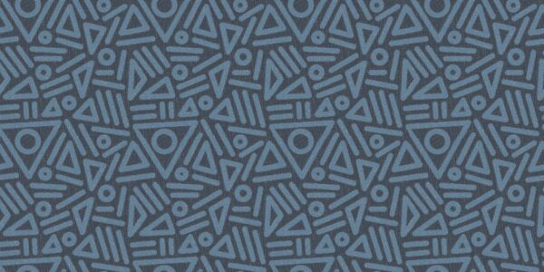 Tapeta ceramiczna ABK Wide & Style Tribe Blue