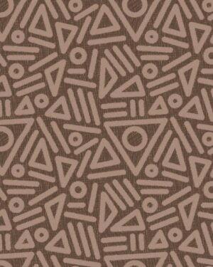 Tapeta ceramiczna ABK Wide & Style Tribe Mauve
