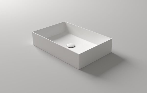 Simas Agile umywalka nablatowa AG80