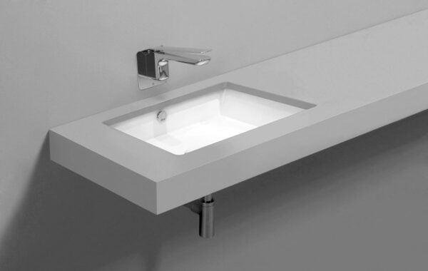 Simas Agile umywalka podblatowa S60