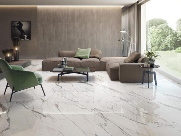 Supergres Purity of Marble Statuario Rtt. Lux.