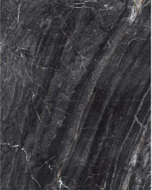Supergres Purity of Marble Brecce Breccia Nera Rtt. Lux. 75x150 cm
