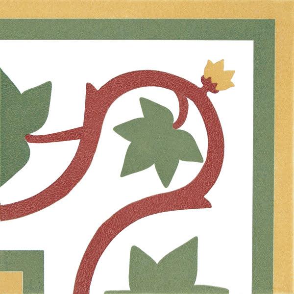 Płytka dekoracyjna Kerion Neocim Classic Canto Branche 20x20 cm