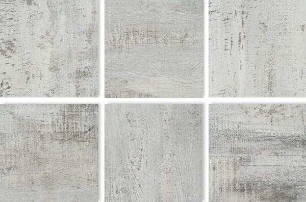 Płytka dekoracyjna Kerion Artwood Greige 20x20 cm