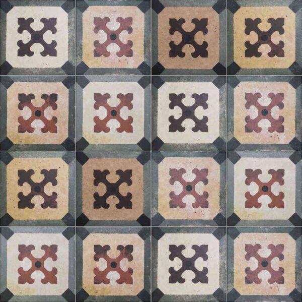 Płytka dekoracyjna Kerion Neocim Memory Decor M 01 20x20 cm