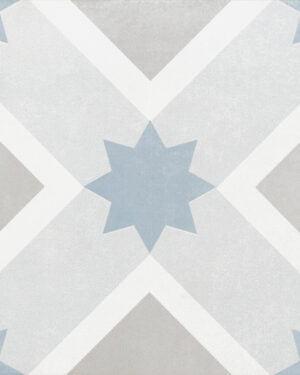 Płytka dekoracyjna Kerion Neocim Vintage Decor V01 20x20 cm
