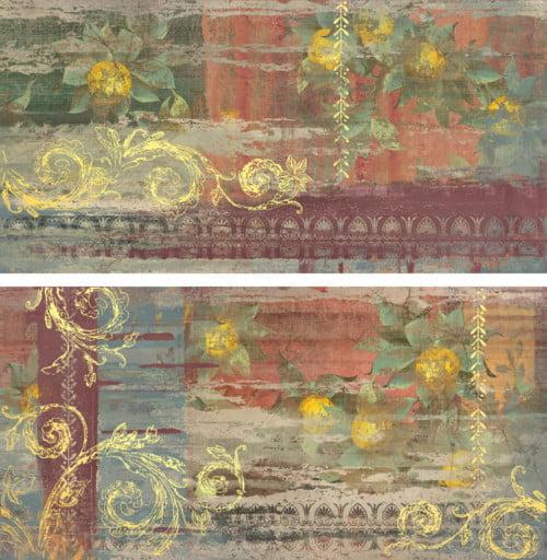 Płytka dekoracyjna Naxos Pictura Fascia Insula Soft Rtt. 60X120 cm