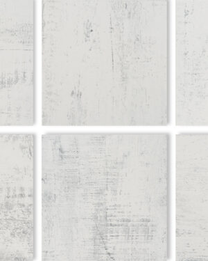 Płytka dekoracyjna Kerion Artwood White 20x20 cm