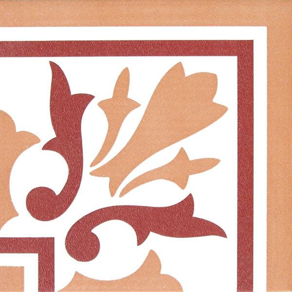 Płytka dekoracyjna Kerion Neocim Classic Canto Liberty 20x20 cm