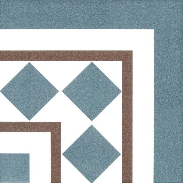 Płytka dekoracyjna Kerion Neocim Classic Canto Optique Mer 20x20 cm