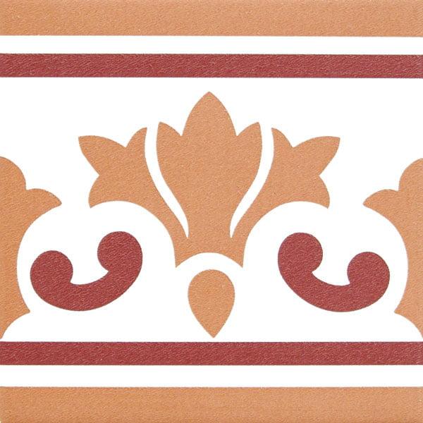 Płytka dekoracyjna Kerion Neocim Classic Faixa Liberty 20x20 cm