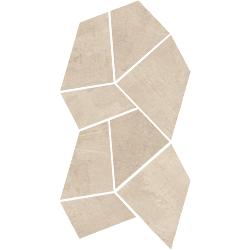 Mozaika ceramiczna Naxos Pictura Modulo URBS Tivoli Nat. Rtt. 20,2X32 cm