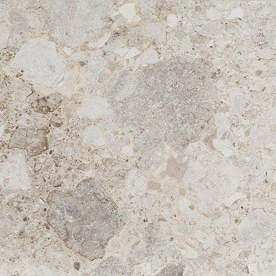 Płytka imitująca kamień Fioranese Frammenta Bianco Lucido Rtt. 60x60 cm.