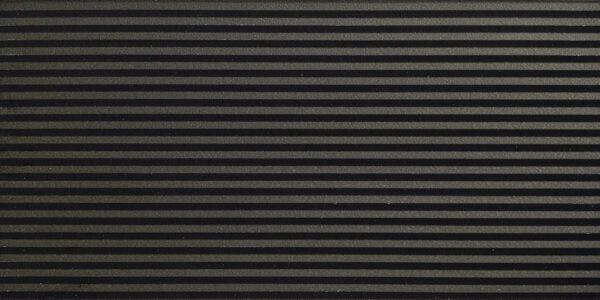 Płytka ścienna Fioranese Fio. Passepartout Grafite #1 Nat. Rtt. 30,2x60,4 cm