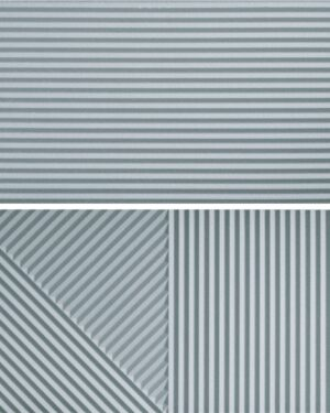 Płytka ścienna Fioranese Fio. Passepartout Rusty Blue #2 Nat. Rtt. 30,2x60,4 cm