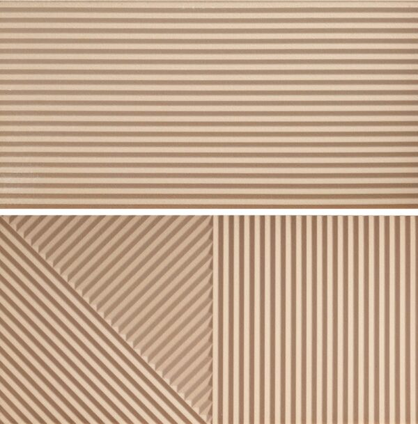 Płytka ścienna Fioranese Fio. Passepartout Mango #2 Nat. Rtt. 30,2x60,4 cm
