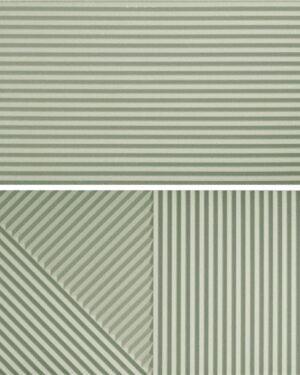 Płytka ścienna Fioranese Fio. Passepartout Neo Mint #2 Nat. Rtt. 30,2x60,4 cm