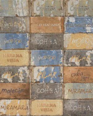 Cir Havana Cuba Libre Mix 10x20 cm 1052959
